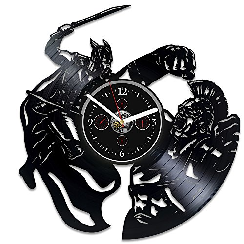 - Hulk vs Thor, Vinyl Clock, Avengers Clock, Vinyl Record Wall Clock, Hulk Gift, Hulk Clock, Wall Clock Large, Thor Clock, Hulk Wall Clock, Gift For Kids, Marvel Comics Clock, Thor Gift, Avengers Gift