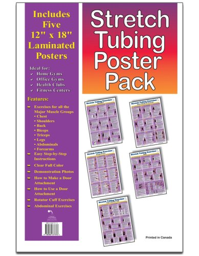 (Stretch Tubing Poster Pack)