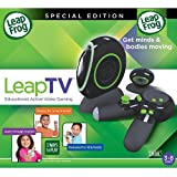 LeapFrog LeapTV Educational Active Video Game System - Black
