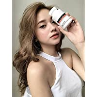 Luxxe White Enhanced Glutathione - Effective Skin Whitening Supplement (Each Bottles Contains 60 Capsules) (2 Bottles)