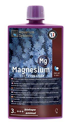 Acuario Systems 3010002 Acuarios Reef Evolution Magnesio, 250 ML: Amazon.es: Productos para mascotas
