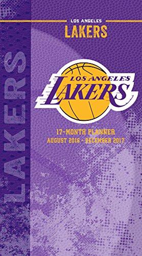 Turner Licensing Sport 2017 Los Angeles Lakers 17 Month P...