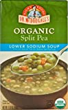 Dr. McDougall's Organic Soup Gluten Free Split Pea -- 17.6 fl oz - 2 pc