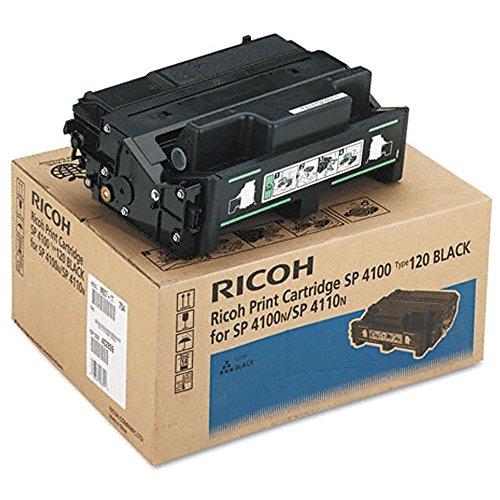 Genuine OEM Black Ricoh Aficio SP 4100N SP 4100N-KP SP 4110N SP 4110N-KP SP 4210N SP 4310N Gestetner P7031N P7035N - 402809 406997 - Yield 15,000 pages