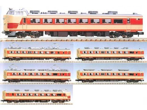 Spur N Fahrzeug 183-485-basierte Schnellzug (North Kinki) gesetzt 92708