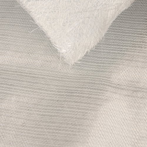 Fiberglass Knitted Fabric Type 1708 25.3oz. X 50″, -45 17 oz w/ 3/4oz. Mat - 10 Yard roll