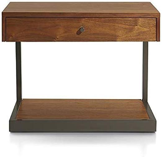 Kutera Simple Moderne Table De Chevet En Bois Massif Chambre ...