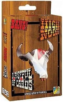 Asmodée-BAN08FR-Juegos de Cartas Bang Extensión Noon Fistful of High-Cards: Amazon.es: Juguetes y juegos
