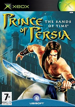 Amazon Com Xbox Prince Of Persia The Sands Of Time Pal Eu