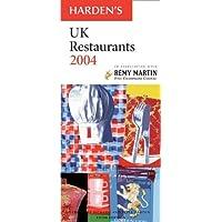 Hardens UK Restaurants 2004
