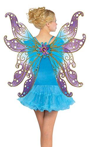 Amscan ala de la mariposa adulta internacional