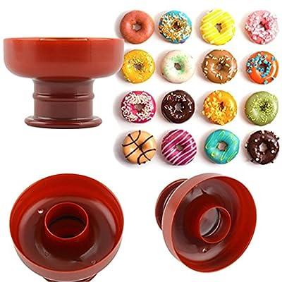 DIY Tool Doughnut Donut Maker Cutter Mold Desserts Sweet Food Bakery Baking Cookie Cake Mould Kitchen Dessert Tool