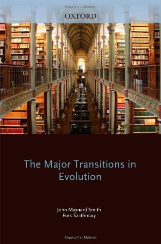 Download The Major Transitions in Evolution Pdf