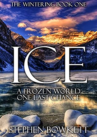 book cover of Ice