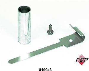 Whirlpool 819043 Refrigerator Drain Tube Heater Genuine Original Equipment Manufacturer (OEM) Part