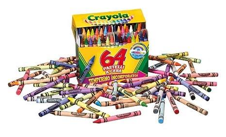 Crayola Juego de ceras de colores unidades