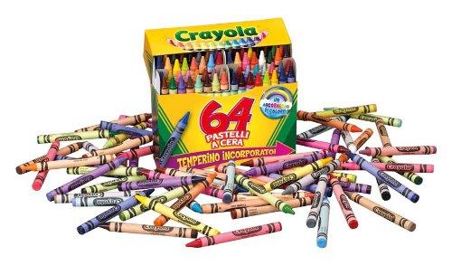 81 opinioni per Crayola- 64 Pastelli a Cera