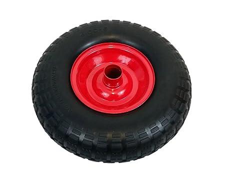 30,48 cm rojo bestdeal carretilla carro rueda lanzamiento de 20 mm rulemanes luz espuma