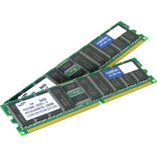 Addon Apple Compatible Factory Original 4Gb Fbd Ddr2 Kit - 4Gb (2 X 2Gb) - 667Mhz Ddr2 Sdram - 240-Pin Dimm