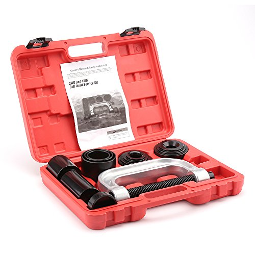 Powstro Ball Joint Service Tool Kit, Ball Joint Press Service Repair Kit Professional For The Car Head Disassembly Work by Powstro (Image #6)