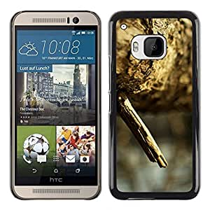"For HTC One ( M9 ) , S-type Planta Naturaleza Forrest Flor 30"" - Arte & diseño plástico duro Fundas Cover Cubre Hard Case Cover"