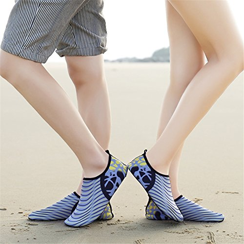 And B Swimming Upstream Barefoot New Men's Shoes Yoga Shoes Soft Skinny Running Fitness Women's 2018 Shoes qEZ44