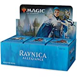 Magic: The Gathering Ravnica Allegiance Booster Box | 36 Booster Pack (540 Cards)
