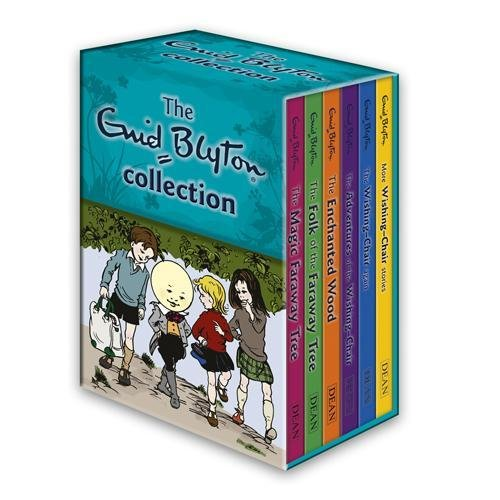 The Enid Blyton Faraway Tree & Wishing-Chair Collection PDF