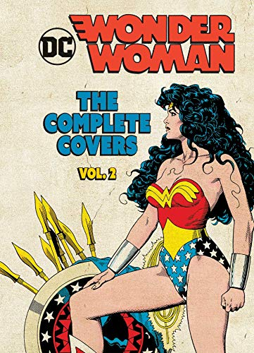 DC Comics: Wonder Woman: The Complete Covers Vol. 2 (Mini Book) (2)