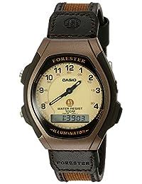 Casio FT600WB-5BV Ana-Digi Forester Reloj deportivo iluminador para hombre