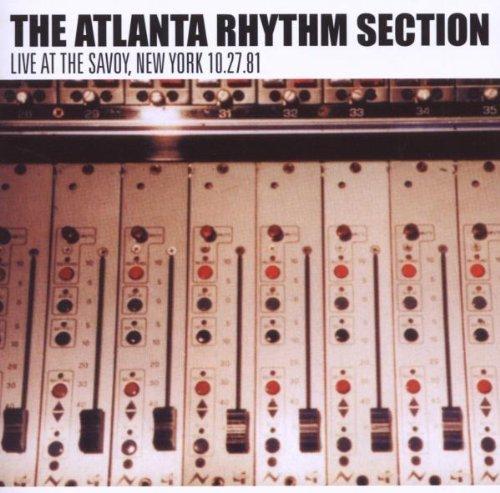 Live at the Savoy Import Edition by Atlanta Rhythm Section (2009) Audio CD (Atlanta Imports)