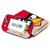 Angry Birds Decorative Decal Cover Skin for Nintendo Wii U Console and GamePad