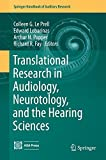 img - for Translational Research in Audiology, Neurotology, and the Hearing Sciences (Springer Handbook of Auditory Research) book / textbook / text book