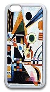 Case Cover For SamSung Galaxy S3 Covers Balancement Kandinsky Custom PC Soft Protector for Case Cover For SamSung Galaxy S3 White