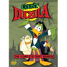 Count Duckula - The Complete First Season (1988)
