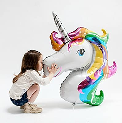 Unicorn Foil Balloon from Anagram