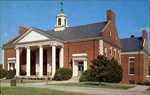 Colleges In Greensboro Nc >> Amazon Com David D Jones Student Union Bennett College