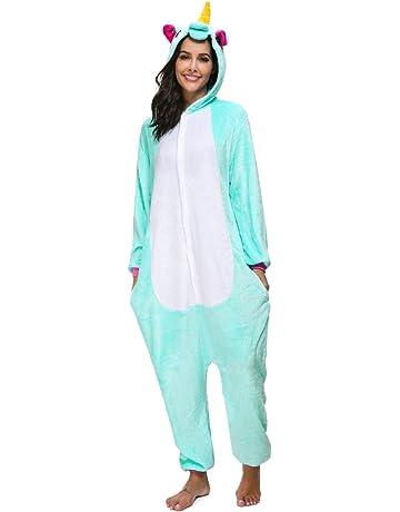Très Chic Mailanda Pigiama Donna Uomo Cosplay Animato Costume Camicie da  Notte Carnevale Halloween 715b53d88e6e