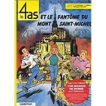 4 AS (LES) : LE FANTÔME DU MONT-SAINT-MICHEL