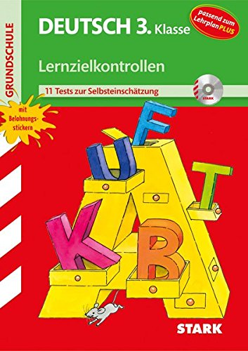 Lernzielkontrollen Grundschule - Deutsch 3. Klasse