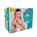 Berkley Jensen Size 3 Diapers, 204 ct. (pack of 2)