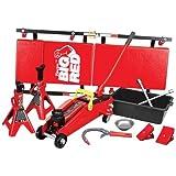 Big Red Combo Garage Kit, 10-Piece (T82212)