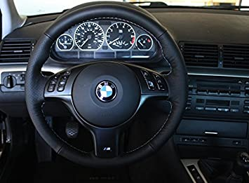 Amazoncom BMW Series E Steering Wheel Cover M By - Bmw 3 series e46