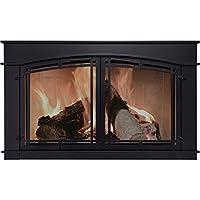 Pleasant Hearth Fieldcrest Fireplace Gla...