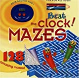 Beat The Clock! Mazes, Tormont Publications Staff, 276410779X