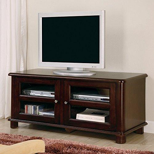 Cappuccino Finish LCD / Plasma Media Storage TV Stand
