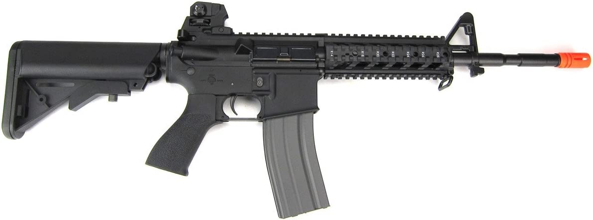 G G CM16 Raider Long Barrel Airsoft Black