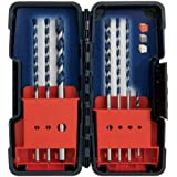 BlueGranite Turbo Carbide Hammer Drill Bit Sets