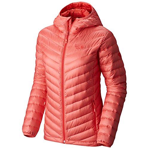 Mountain Hardwear Women's Nitrous Hooded Down Jacket, Par...