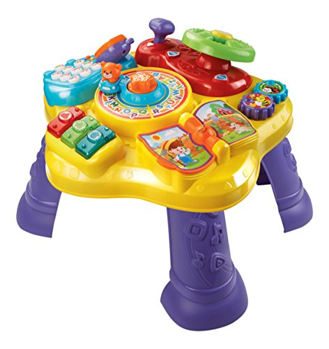 VTech Magic Star Learning Table is our top pick of best toys for babies